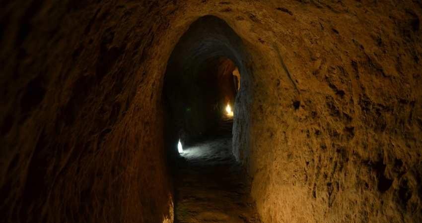کشف دومین شهر زیرزمینی در اصفهان