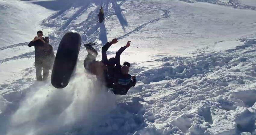قیمت برف بازی چند؟