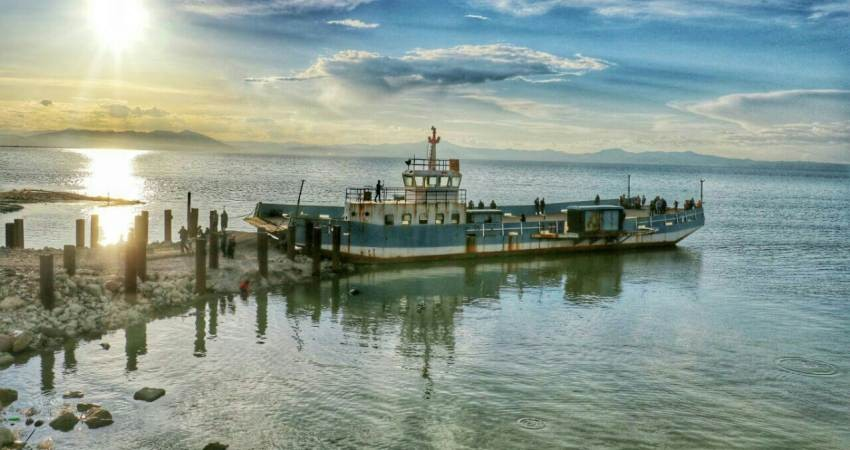 دریاچه ارومیه با حمایت مالی ژاپن احیا می شود
