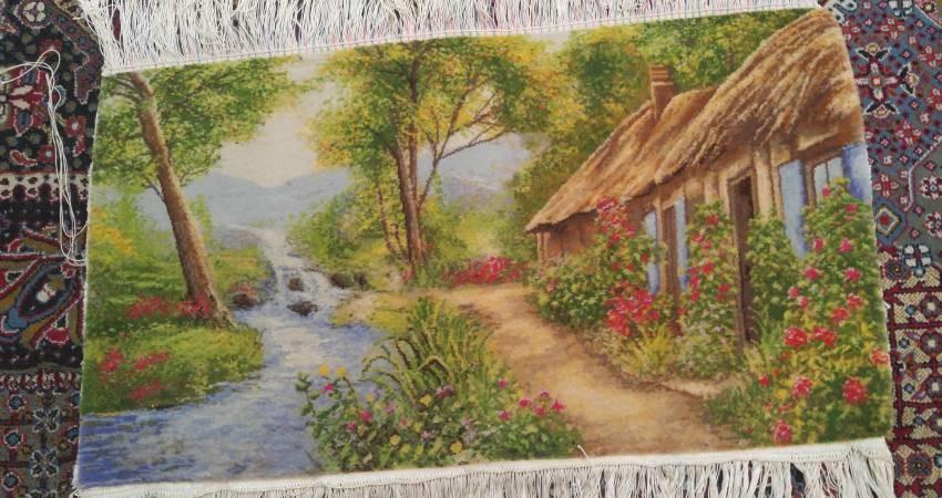 وزیر فرهنگ و گردشگری عراق هنر فرش ایران را ستود