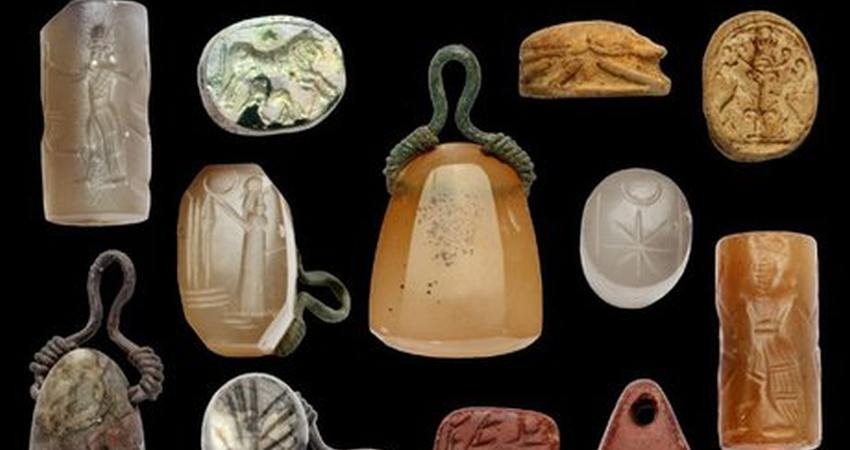 موزه مُهر های تاریخی تأسیس می شود