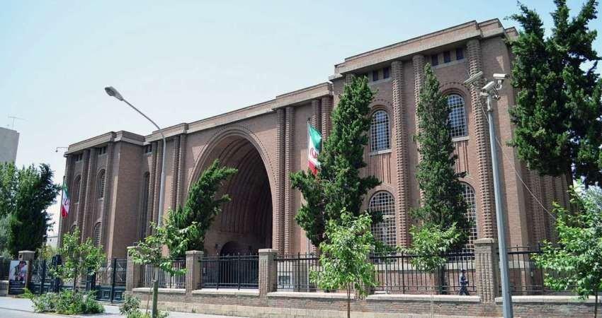 موزه ملی ایران به شبکه «مها» متصل شد