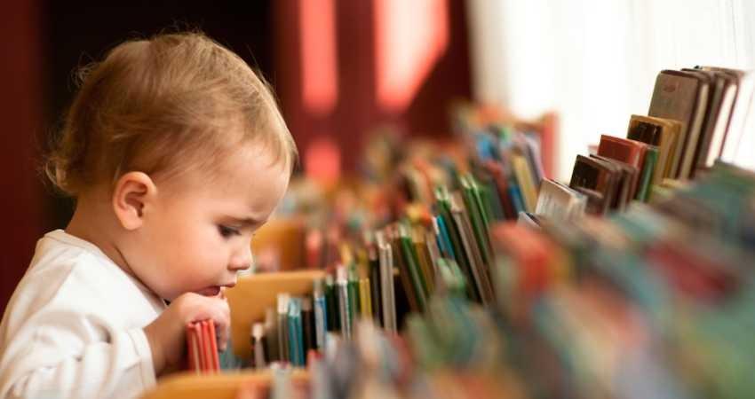 نمایش کتاب های کودک یک گنجینه