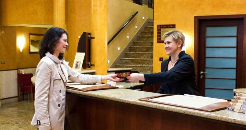 یک خلاف مرسوم در هتل ها!