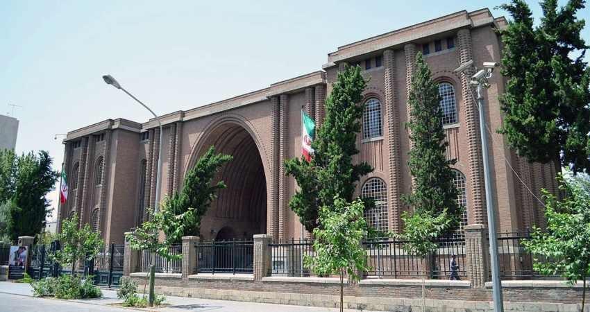 ضرورت توسعه فیزیکی و نمایشگاه های موزه ملی ایران