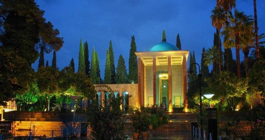 تهرانگردی ادبی در روز بزرگداشت سعدی