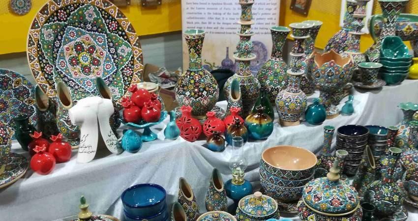 هنرهای سنتی ایران در نمایشگاه فلورانس معرفی می شود