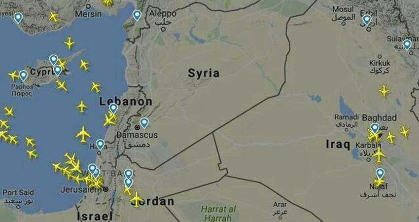 تاثیر ممنوعیت پروازی مدیترانه بر کشورهای منطقه