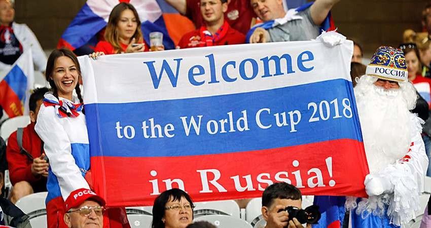 دستور جدید کرملین در ارتباط با سفر به روسیه در زمان جام جهانی فوتبال
