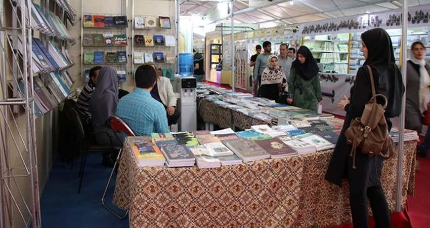 استقبال از غرفه میراث فرهنگی و گردشگری در نمایشگاه کتاب