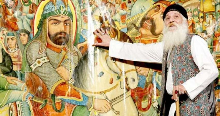 احیای هنر نقالی به شیوه ای متفاوت در یزد