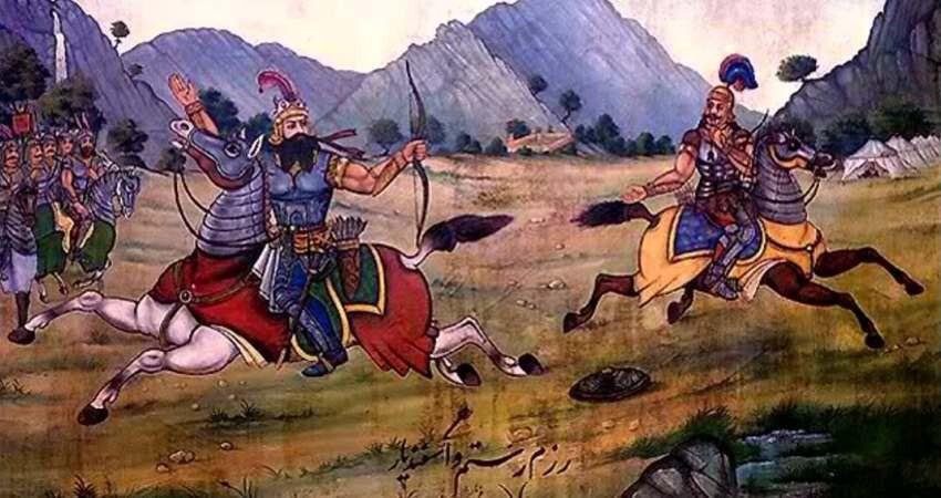 داستان های شاهنامه به صورت واقعیت افزوده در مشهد رونمایی شد