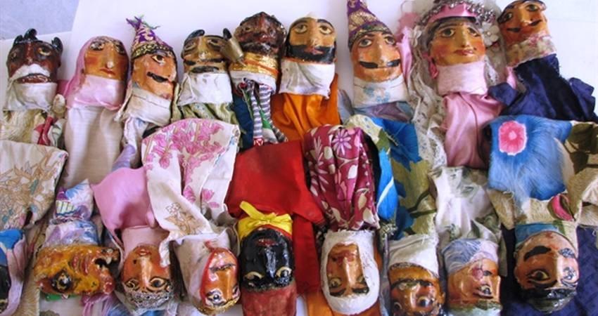 قورچوق ترکمن هفتمین عروسک ایرانی در فهرست میراث ناملموس ملی