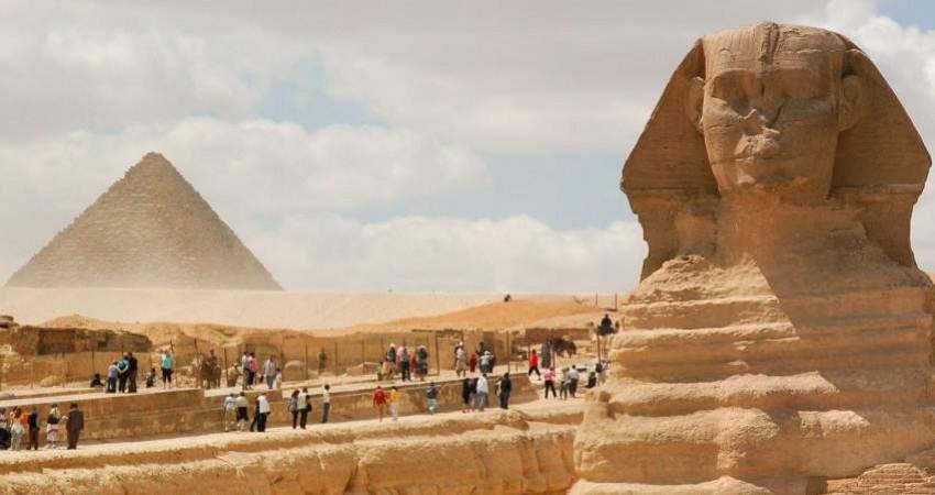 رشد ۸۳ درصدی درآمدهای گردشگری مصر
