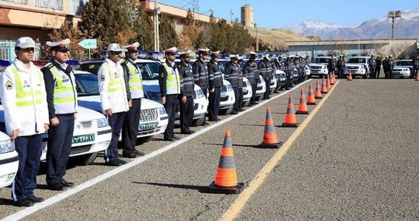 طرح تابستانه پلیس با بیش از 450 نفر در راه های گیلان آغاز شد