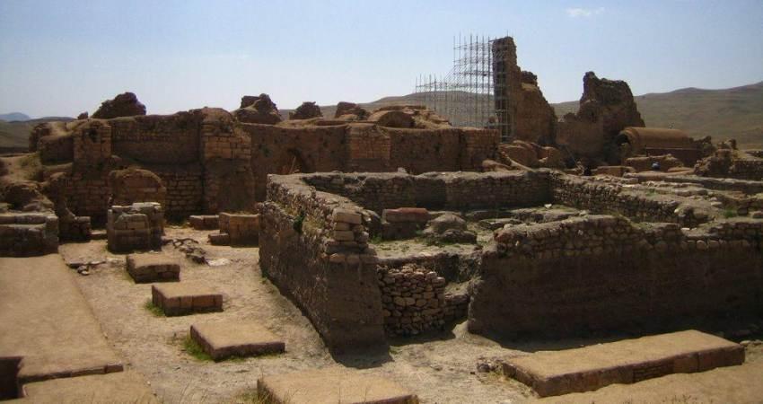 افتتاح مسیر دسترسی به مجموعه جهانی تخت سلیمان