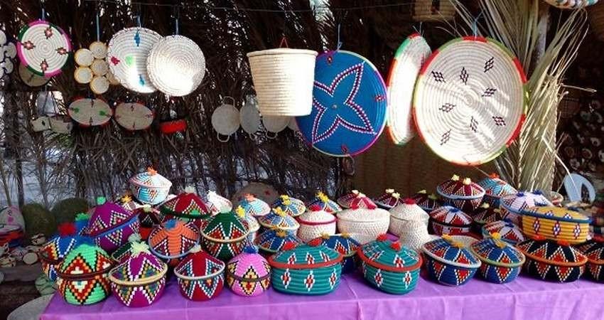 استقبال مردم ارومیه از بازارچه تابستانی صنایع دستی