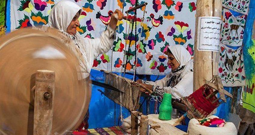 طرح توسعه صنایع دستی در روستاهای گلستان اجرا می شود