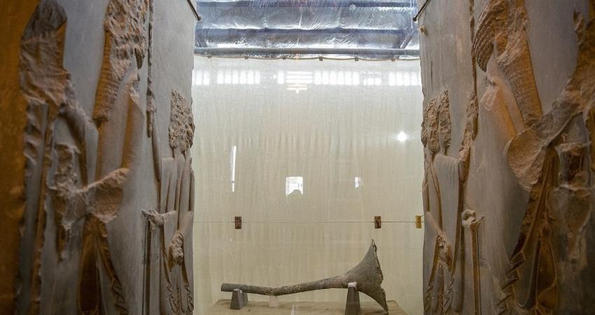موزه تخت جمشید در ایام تعطیل 14 هزار بازدید کننده دارد