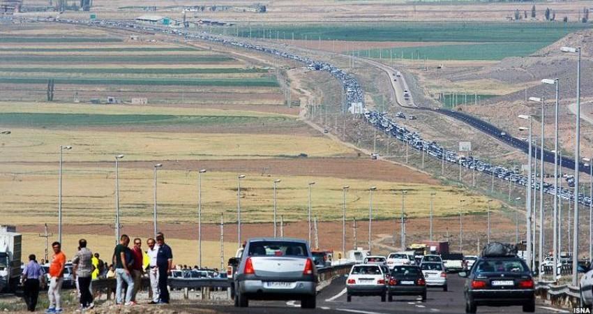 اثرپذیری سفرهای داخلی از افزایش نرخ اجزای سفر