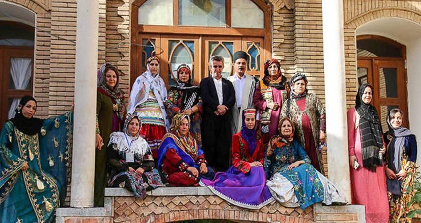برگزاری دوازدهمین دوره از جشنواره اقوام ایران زمین