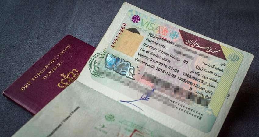 اثر ویزای بدون مهر بر سفر ورودی
