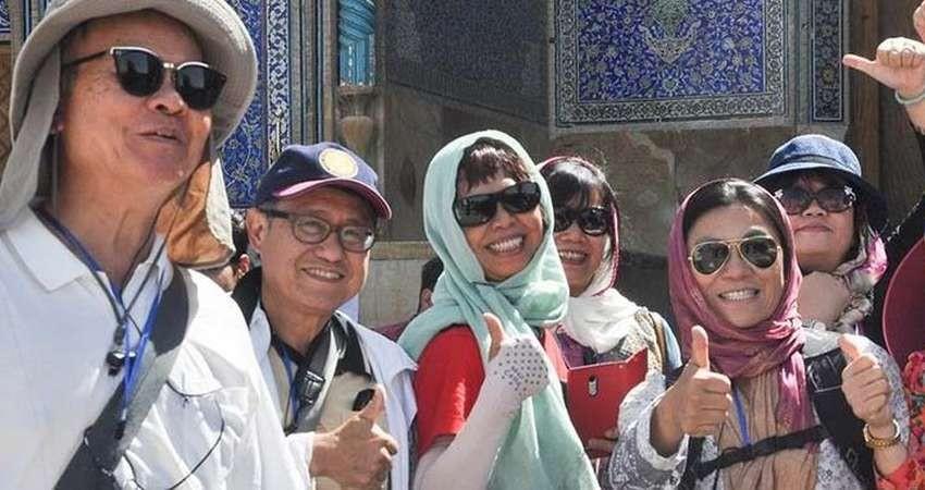 قابل توجه گردشگران خارجی!