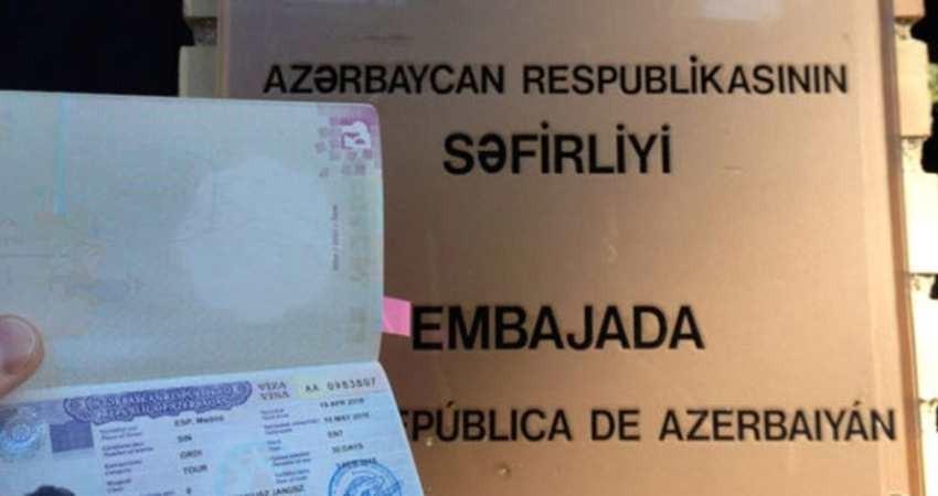 ایرانیان بیشترین ویزای الکترونیک را از جمهوری آذربایجان اخذ کردند