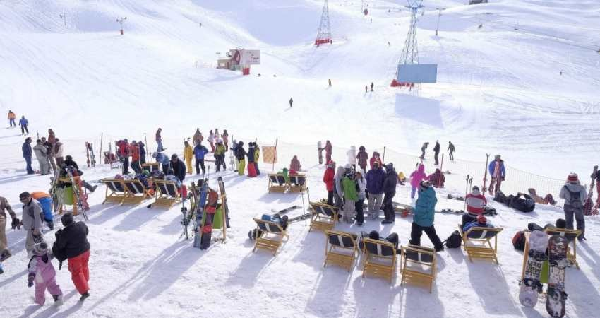 پیست اسکی «آلوارس» سرعین آماده ارائه خدمات به گردشگران