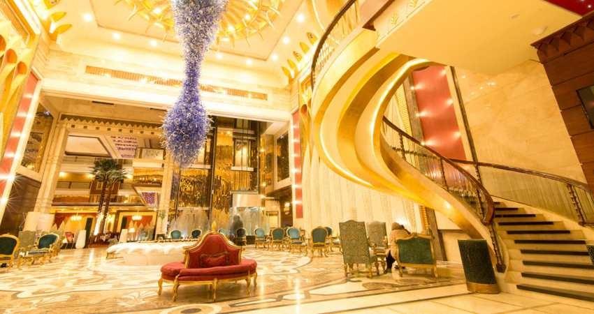تخفیف هتل های مشهد در فصل افت سفر