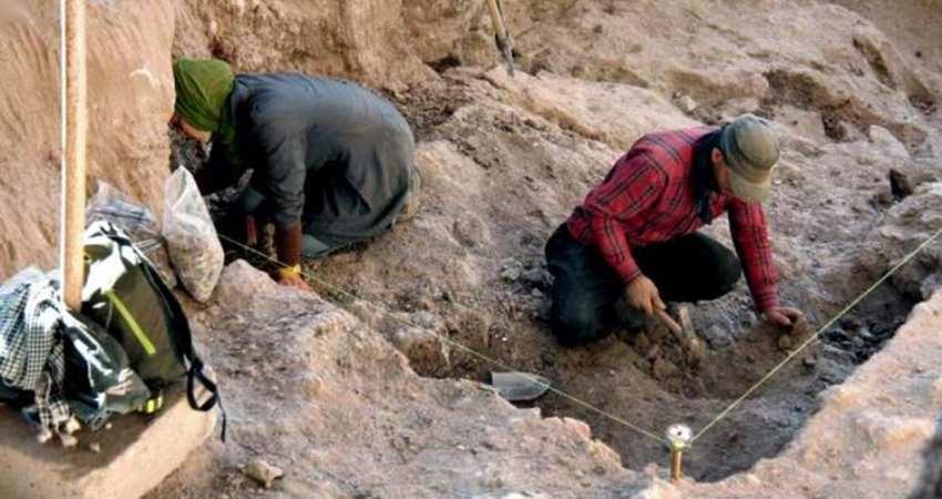 لایه های باستانی جدید در جیرفت کشف شد