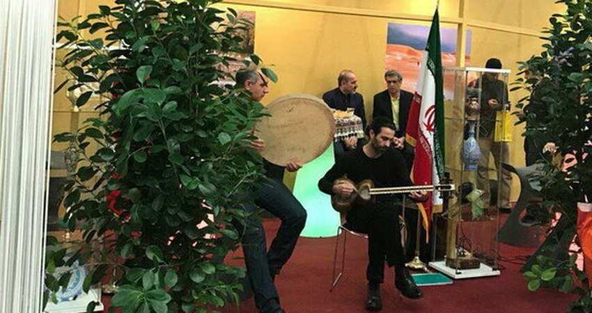 حضور ایران در نمایشگاه بین المللی گردشگری اتریش