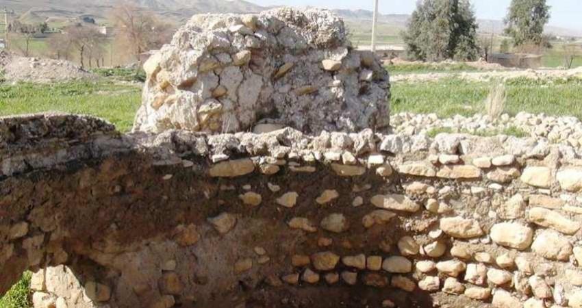 شناسایی آتشکده ای متعلق به عصر ساسانی