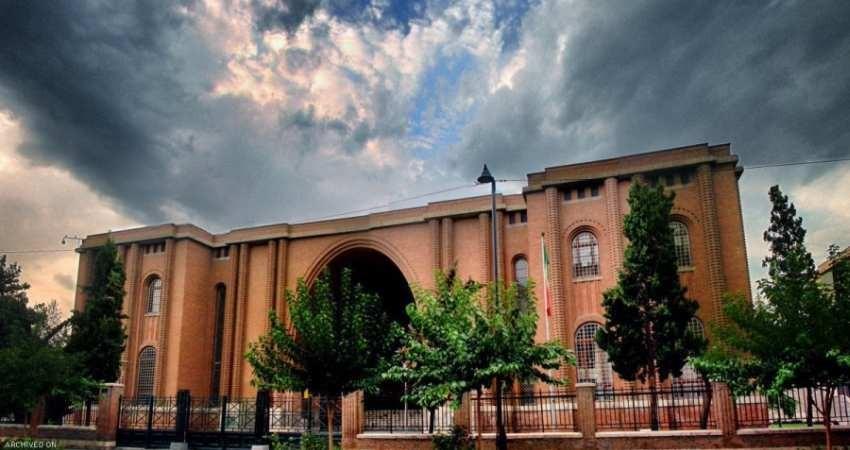 نمایش اشیاء کشف شده فارس در موزه ملی