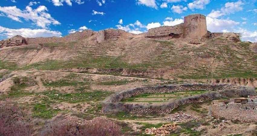 اثر ملی قلعهتُل در استان خوزستان ساماندهی میشود