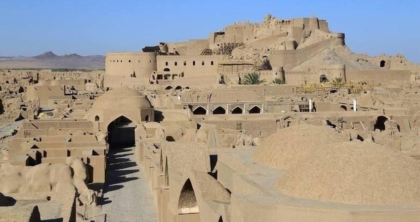 پیشنهاد گردشگری مجموعه تاریخی ارگ بم پذیرفته شد