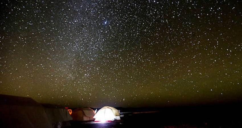 سفر به پنجمین آسمان تاریک دنیا