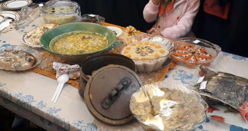 آش پزان 21 استان در زنجان دور هم جمع می شوند