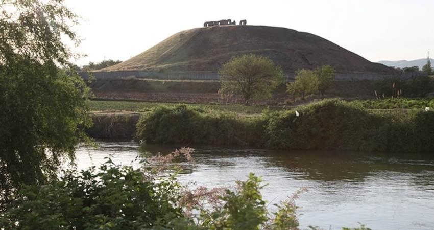 راه اندازی سایت موزه در تپه تاریخی نادری در اصلاندوز اردبیل