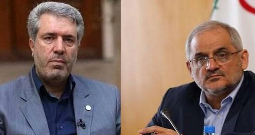 «حاجی میرزایی» و «مونسان» کلیددار دو وزارتخانه شدند