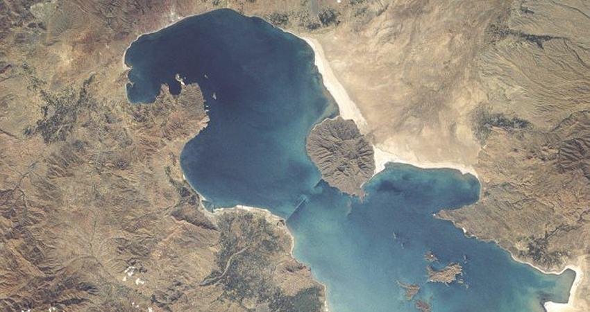 نمایشگاه عکاس سوئیسی از تصاویر هوایی ایران