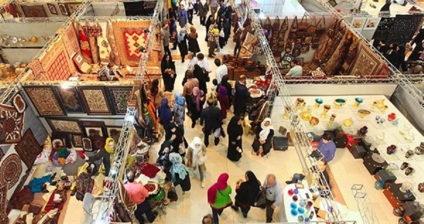 نمایشگاه صنایع دستی راه ابریشم در همدان برگزار می شود