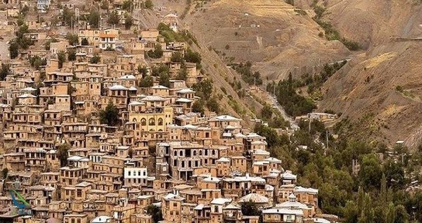 زُشک؛ روستایی زیبا و دیدنی در مشهد