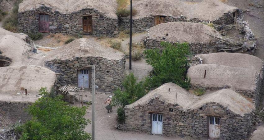 باب زنگی؛ مرتفع ترین روستای کشور