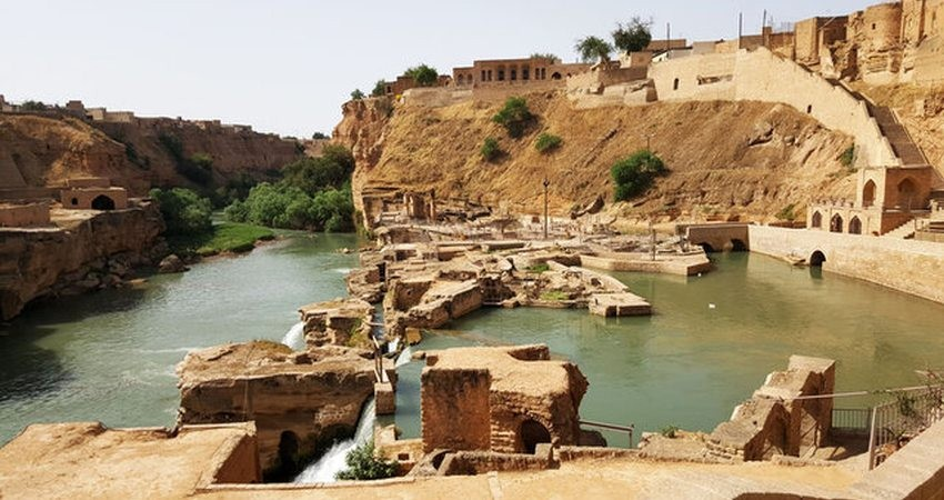 تمرکز آثار تاریخی ایران در مناطق پرمخاطره