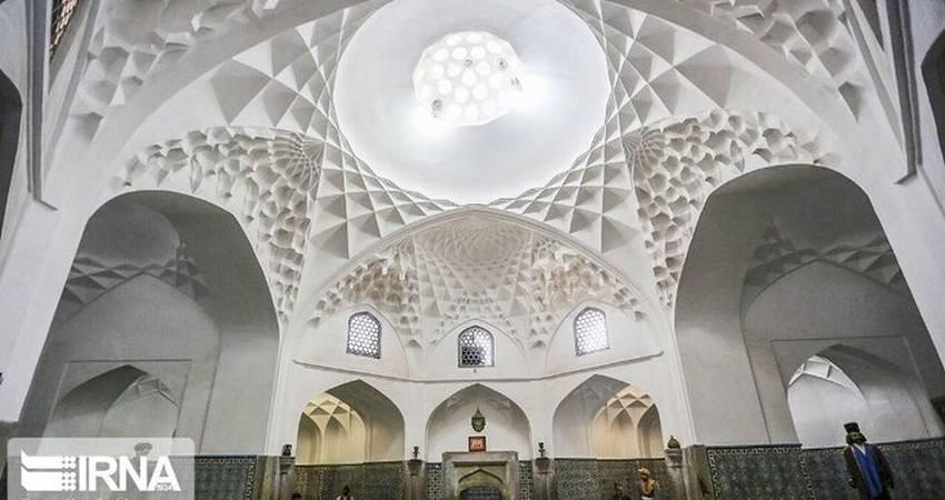 حمام گنجعلیخان، شکوه معماری کرمان