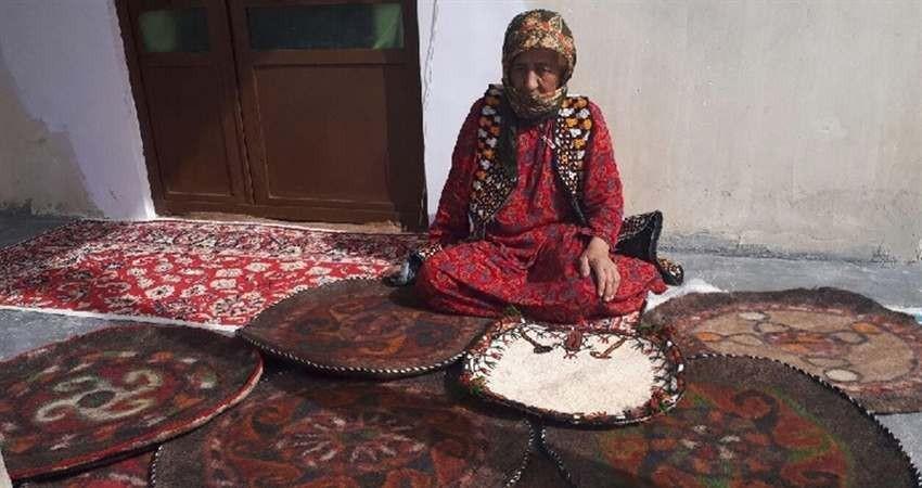 3 رشته بومی صنایع دستی خراسان شمالی احیا می شود