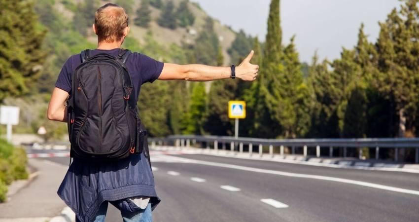 فرهنگ مسافرت به طریق هیچهایک