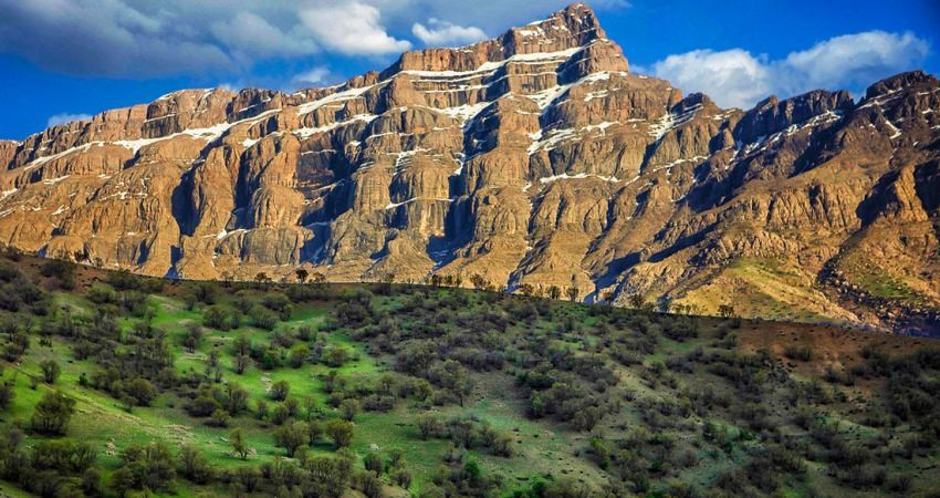 راز ساخت دیوار بزرگ در دامنه زاگرس چیست؟