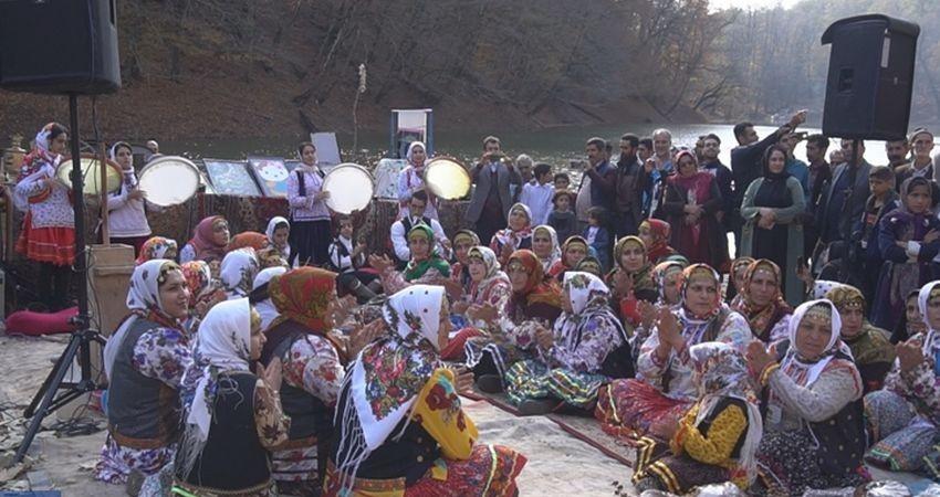 جشنواره دشو در ساری برگزار شد
